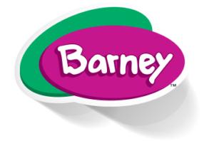 The Barney Logo