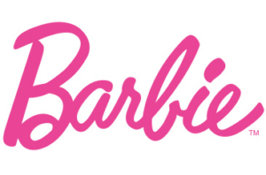 The Barbie Logo