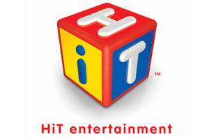 The HIT entertainment Logo