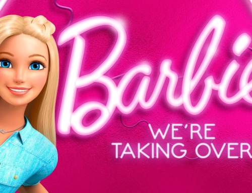 Introducing Barbie's Newest Music Video: We're Taking Over