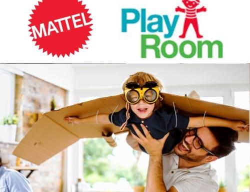 Mattel Activities for Your Long Weekend