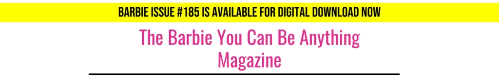 Barbie Magazine is now available for download
